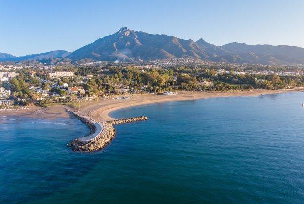 Marbella Costa del sol - piloto de drone - operador de drone