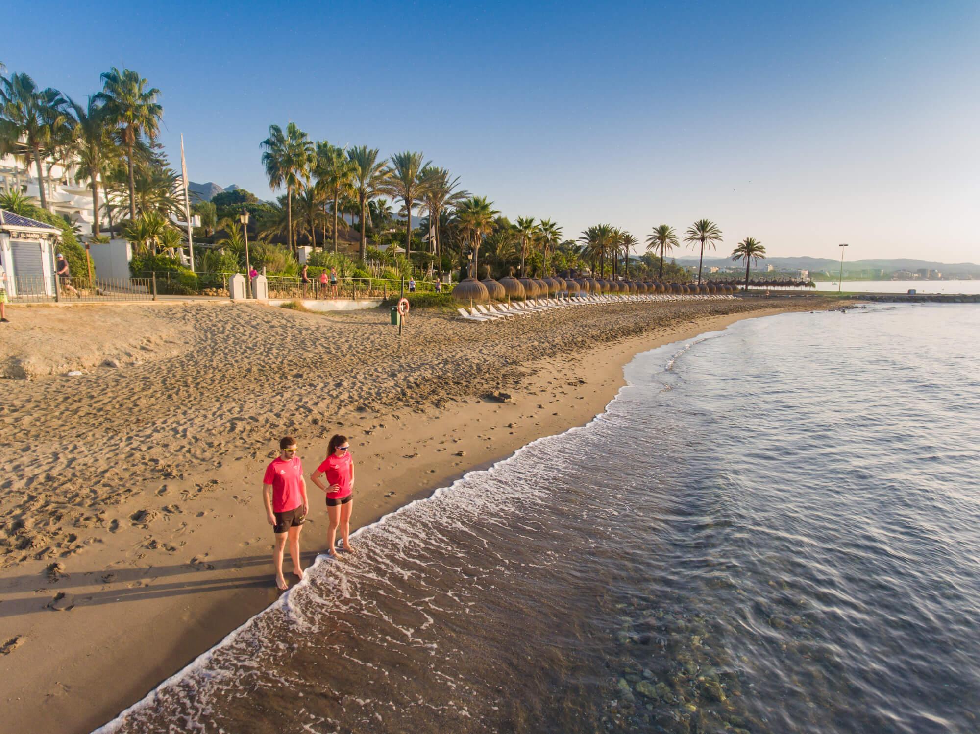 drone pilot Marbella costa del sol malaga triathlon personal trainers
